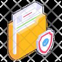 Verified Folder Folder Encryption Folder Security Icon