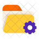 System Folder System Technology Icon