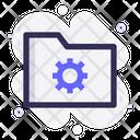 Folder Setting Folder Settings Icon