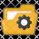 Folder Management Folder Settings Folder Configurations Icon
