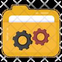Folder Management Folder Settings Folder Configuration Icon