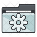 Settings Folder Collection Icon