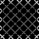 Folder Share Share Network Icon
