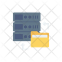 File Sharing Folder Database Icon