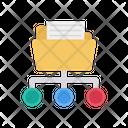 Folder Sharing Folder Structure Folder Icon