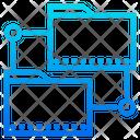Folder Sharing Folder Network Network Icon