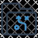 Folder strategy Icon