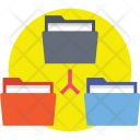 Connected Data Files Icon