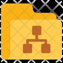 Folder Structure Icon