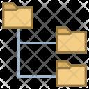 Structure Folder Tree Icon