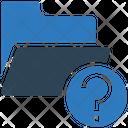 Folder Support Folder Help Help Icon