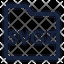 Folder Svgz Icon