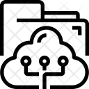 Folder Synchronize Network Icon