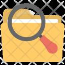 Folder Tracking Icon