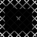 Folder Uploading Icon