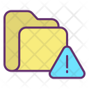 Folder Warning Icon