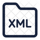 Folder Xml Icon