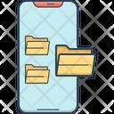 Folders File Document Icon