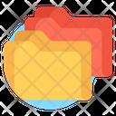 Files Folders Portfolio Icon