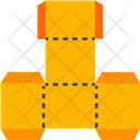 Folding Box Box Package Icon