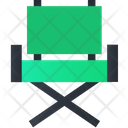 Folding Chair Chair Seat Icon