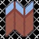 Folding Door Icon