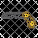 Knife Folding Knife Tool Icon
