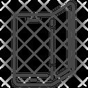 Folding Mobile Icon
