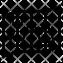 Folding Screen Icon