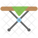 Folding Table Camp Icon