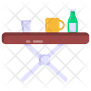 Table Picnic Table Folding Table Icon