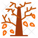 Foliage Tree Leaves Icon