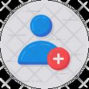 Add User Add Person Add Profile Icon
