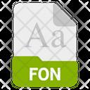 Fon file Icon
