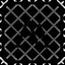 Font Tool Icon
