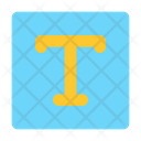 Font Type Text Icon