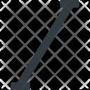 Font Text Italic Icon