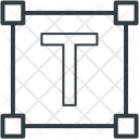 Font Style Designing Icon