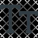 Font Type Case Icon