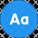 Font Case Icon