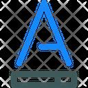 Font Color Font Color Icon