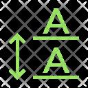 Font padding Icon