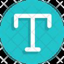 Font Edit Letter Icon