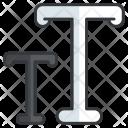 Font sizing Icon