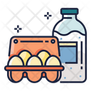 Food Eggs Protein Icon