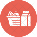 Food Groceries Picnic Icon