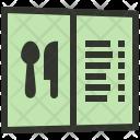 Food Menu Hotel Icon