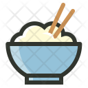 Food Chinese Chopsticks Icon