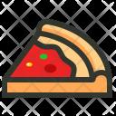 Food Pepperoni Pizza Icon
