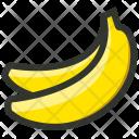 Food Banana Bananas Icon